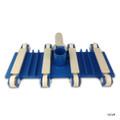 Pentair | RAINBOW VACUUM HEAD SUPER FLEX (C) #203 | R201388 | 203 Superflex Flexible Pool Vacuum, 14 Inch | R201388
