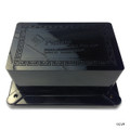 """PENTAIR   JUNCTION BOX 1/2""""X1/2""""X1/2""""   1/2-Inch Black Junction Box Port Replacement Pool and Spa Light Systems   78310500"""