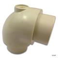 Pentair | Vac-Mate | 90º elbow | R36031