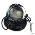 JANDY   LIGHT POOL 300W 120V 100' CORD   WPHV300WS100, 120 Volt 300 Watt Stainless Steel White Large Pool and Spa Light, 100 Feet Cable   WPHV300WS100