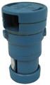 CARETAKER | BAYONET CLEANING HEAD ONLY BLUE | IN FLOOR POP UP HEAD | 3-9-504