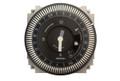 Intermatic | TIME CLOCK | 110V - 15A - 60HZ - 24-HR - 5-LUG - WITH BYPASS | FM/1-STUZH-120