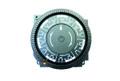 Diehl Time Clock | TIME CLOCK | 220V - SPST - 7-DAY - 4-LUG | TA4066