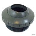 """WATERWAYS   1.5"""" MPT GRAY EYE BALL WITH 1"""" HOLE   1 INCH   400-1417EB"""