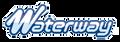 WATERWAYS   POLY STORM INTERNAL N/S THREADED   BLACK TWIN ROTO 5 PORT   229-8121