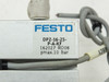 Festo DPZ-16-25-P-A-KF Twin Pneumatic Cylinder 16mm Piston 25mm Stroke