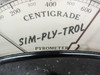 Assembly Products Inc. Sim-ply-trol Pyrometer Centigrade