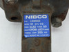 "NIBCO LD2000 4"" Butterfly Valve Wafer Style Iron Locking Lever 101S96-A"