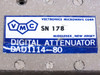 Vectronics Microwave Corp. DAD1114-80 Digital Attenuator