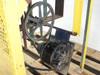 Highland Park Manufacturing Bull Wheel Sander / Polisher 115 Volt (Industrial)