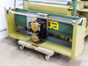 Svecia SM Semimatic Screen Printing Machine System w/ Squeegee Grinder