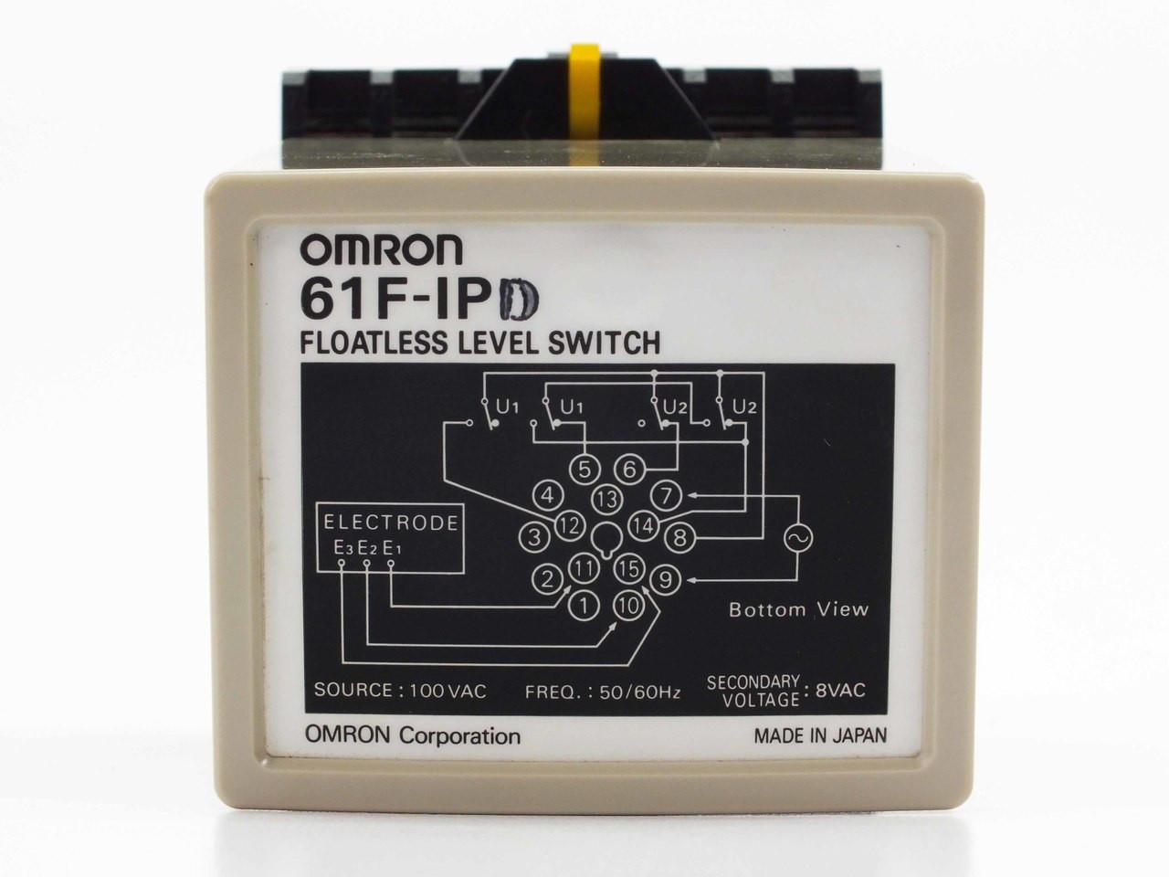 Omron 61f