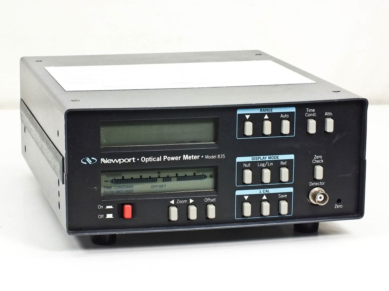 Newport Digital Meter : Newport optical laser digital power meter as is bad
