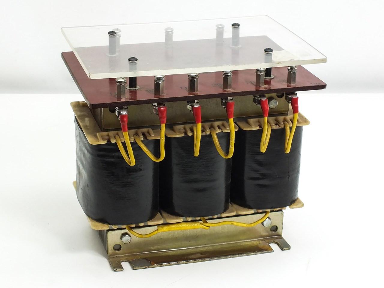 san lang electric 6 kva 380 volt wye to 220 volt wye 3. Black Bedroom Furniture Sets. Home Design Ideas