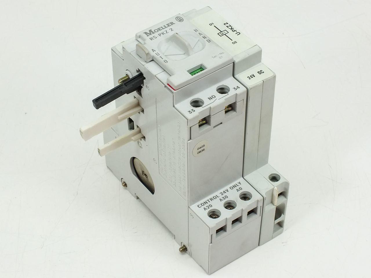eaton moeller rs pkz 2 circuit breaker 220 240v acdc 1.40__91794.1490112628?c=2 moeller pkz 2 control panel wiring diagram moeller wiring  at eliteediting.co