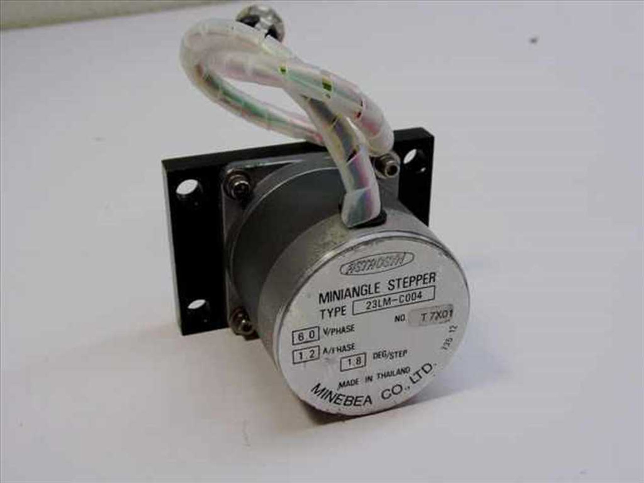 Minebea 23lm C004 Astrosyn Stepper Motor