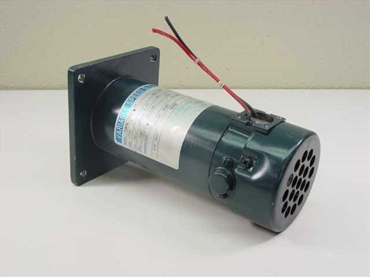Magnetek d029 34857352143 0a variable speed dc motor 1 4 for 2 hp variable speed motor