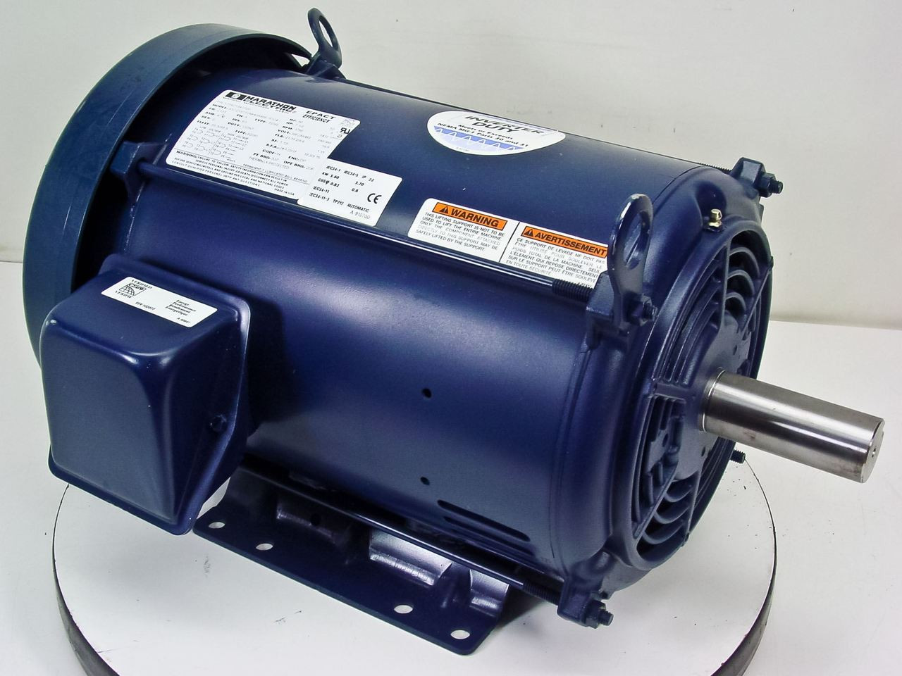 Marathon electric x70421341020 7 5 hp phase 3 213t for 7 5 hp 3 phase motor