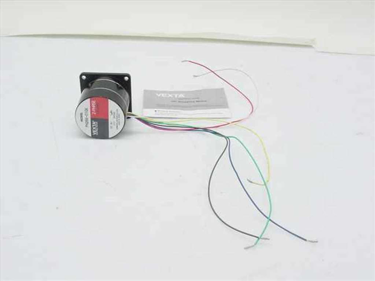 Vexta Ph266 01gk Stepper Motor 2 Phase Oriental Motor Co