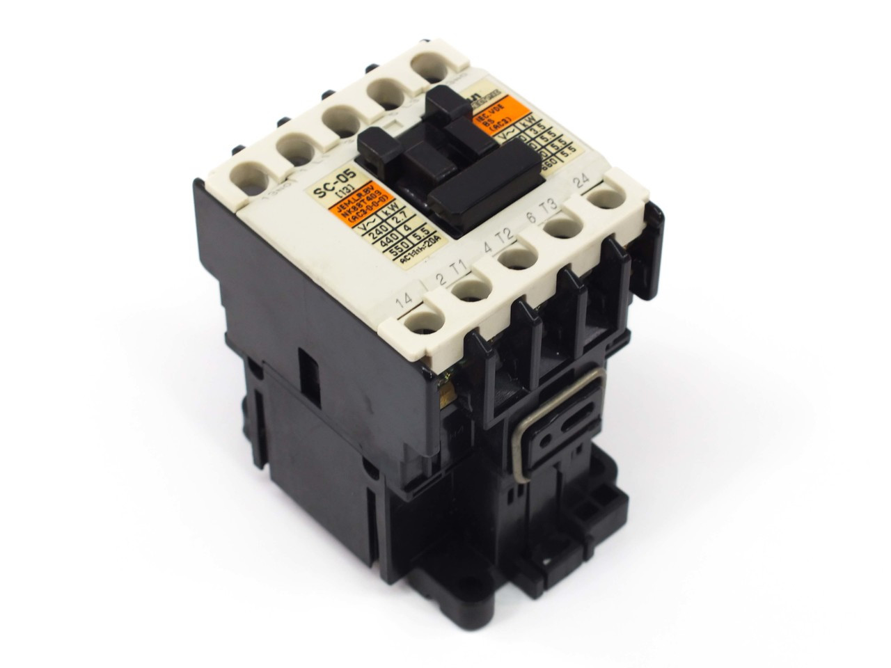 Fuji electric sc14aa non reversing ac contactor motor Reversible ac motor