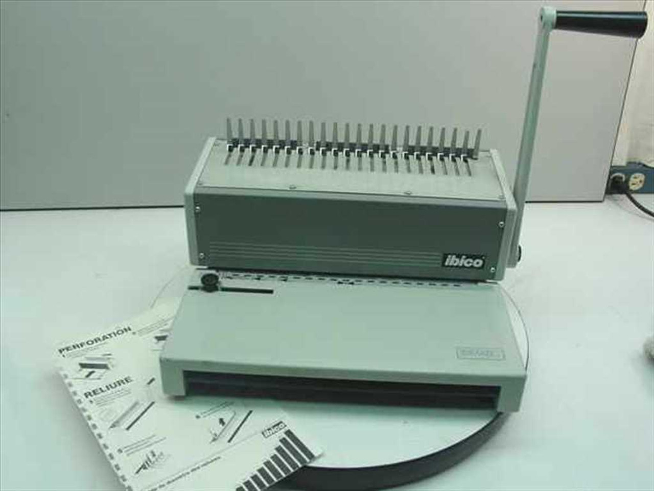 ibico binding machine