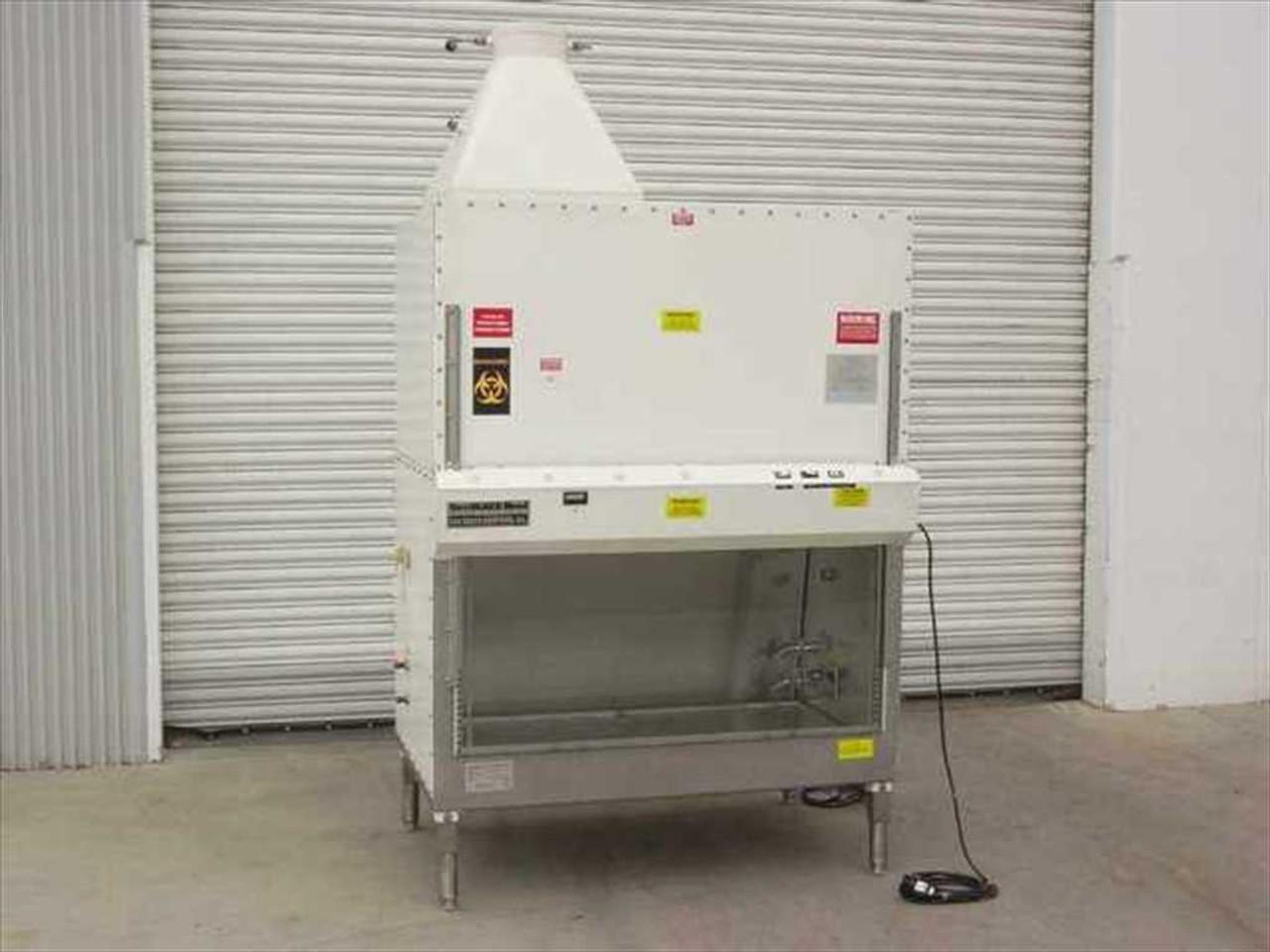 Baker Company Inc SG-400 4' Sterilgard Biosafety Cabinet - Very ...