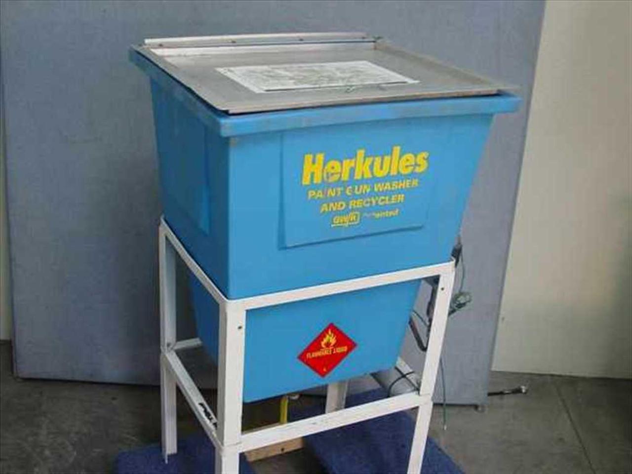 Herkules Equipment Corp 650228 Herkules Paint Gun Washer