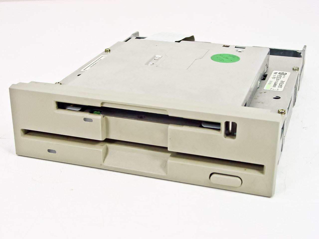 Teac FD-505 1.2/1.44 MB Combo Dual Floppy Drive ...