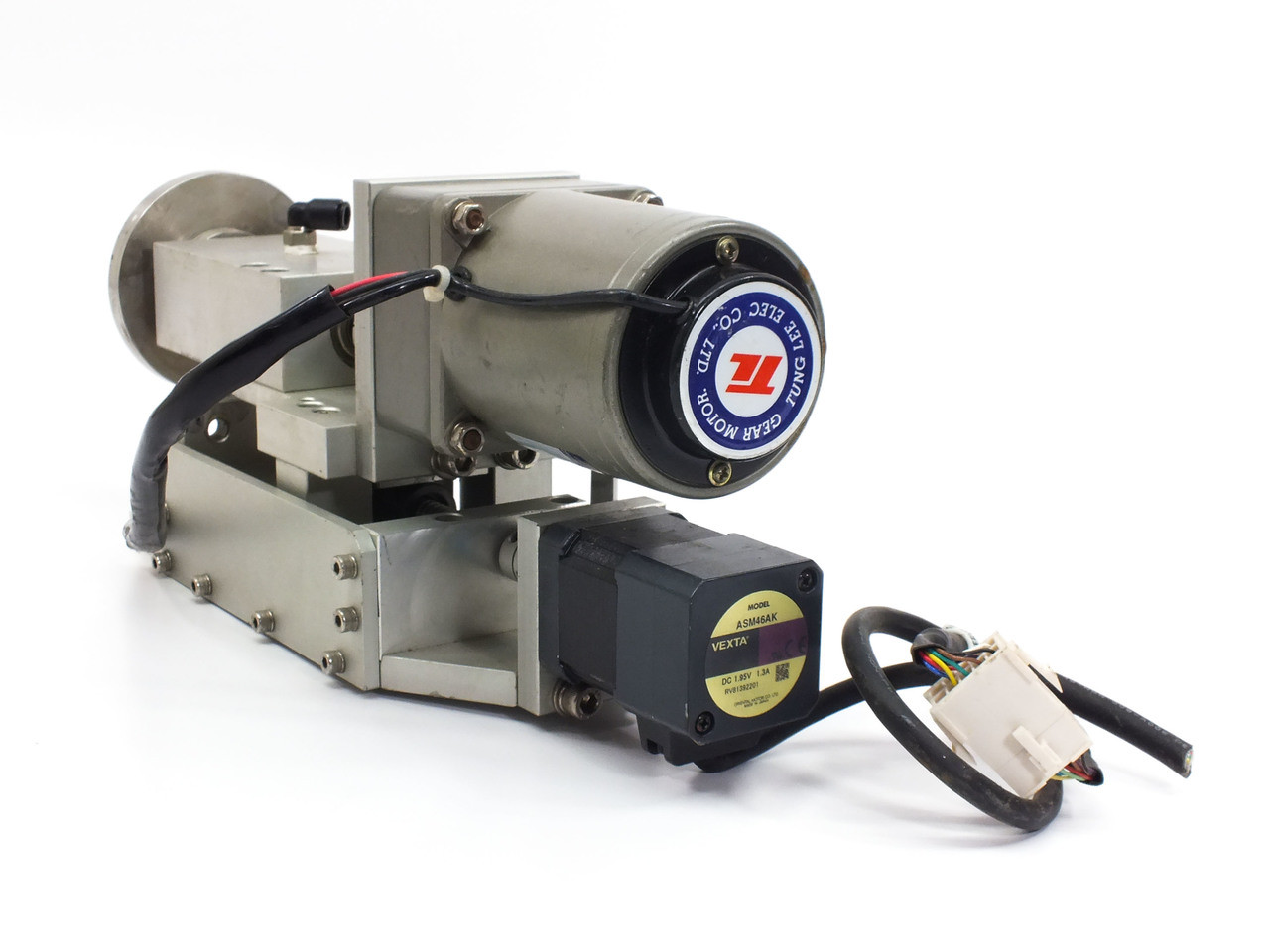 Tung lee m315 402 stepless variable speed ac motor 15w for Variable speed ac motors