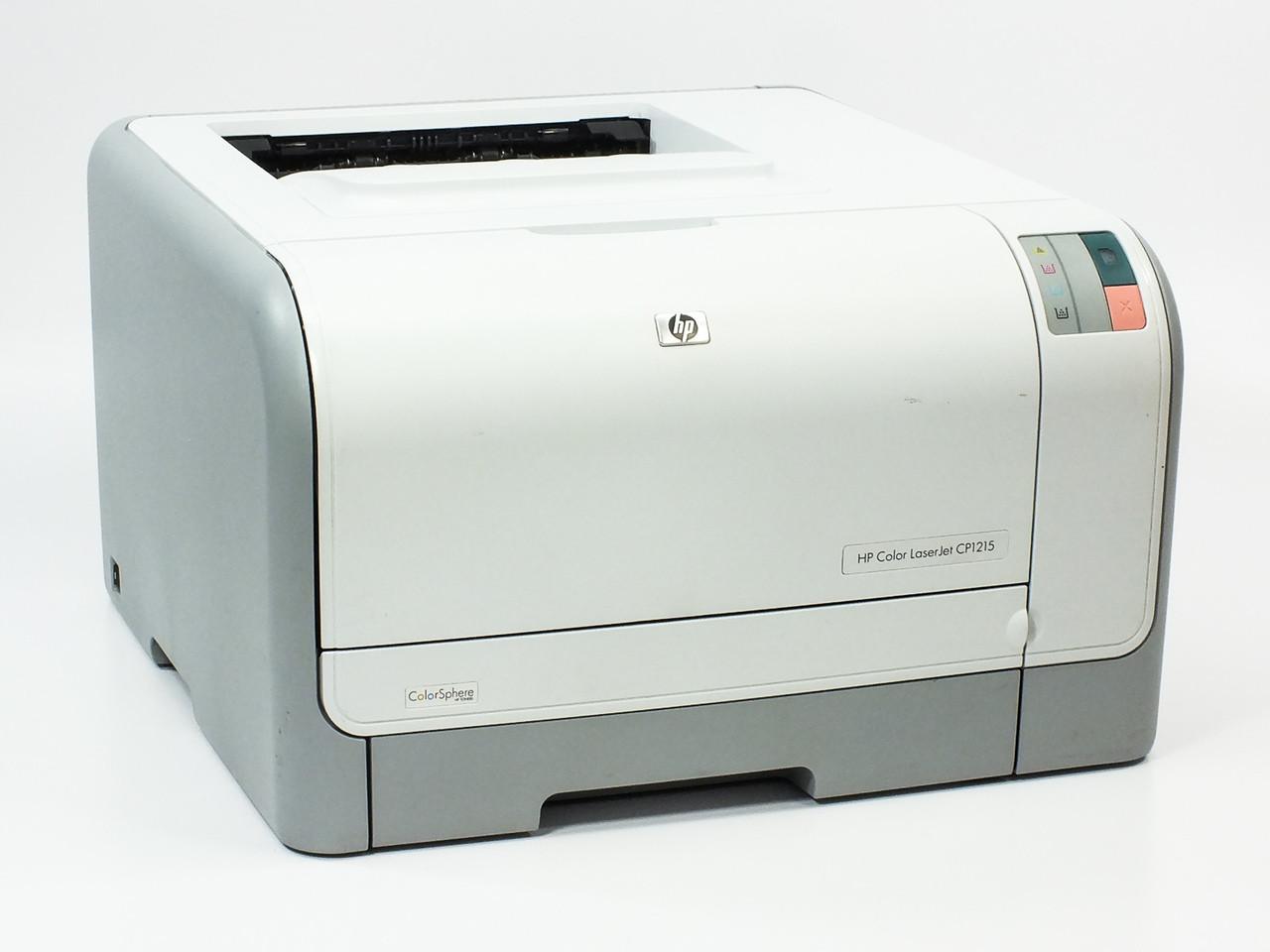 HP Color LaserJet CP1215 Yazıcı ile ilgili görsel sonucu