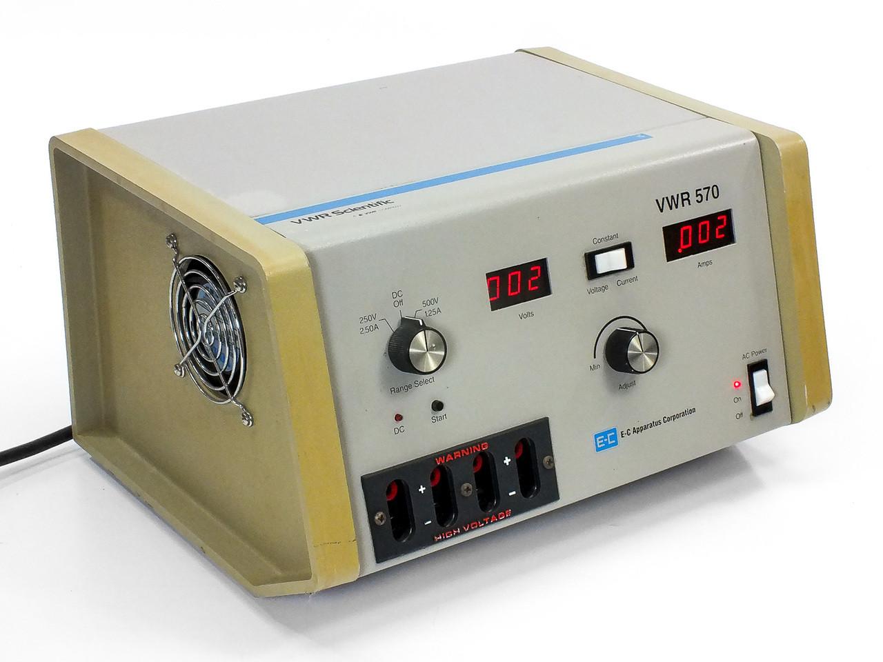 VWR Scientific 570 DC Power Supply   RecycledGoods.com