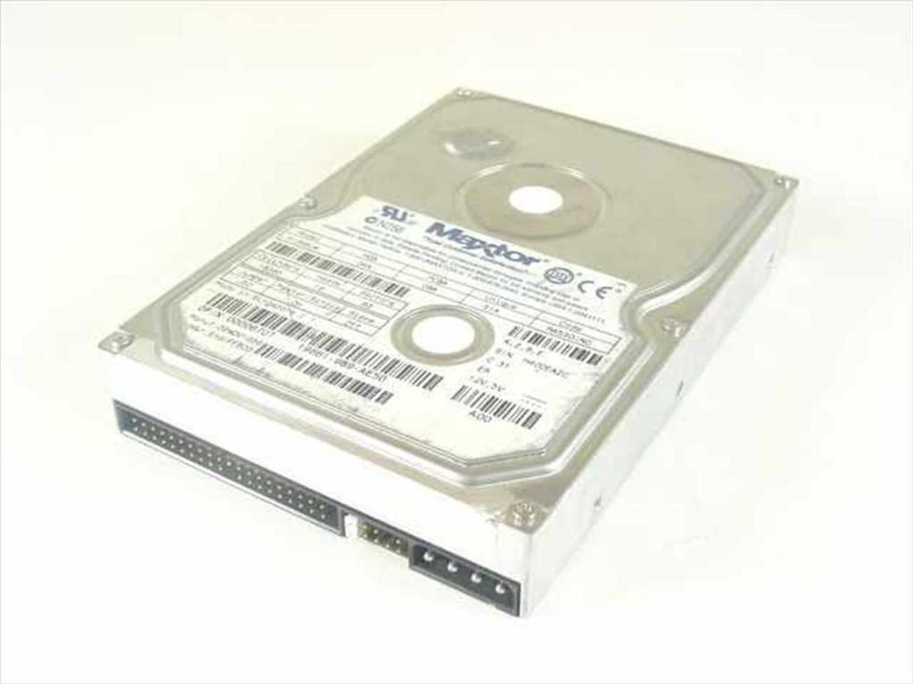 """Dell 0670T 13.6GB 3.5"""" IDE Hard Drive - Maxtor 91366U4 ..."""