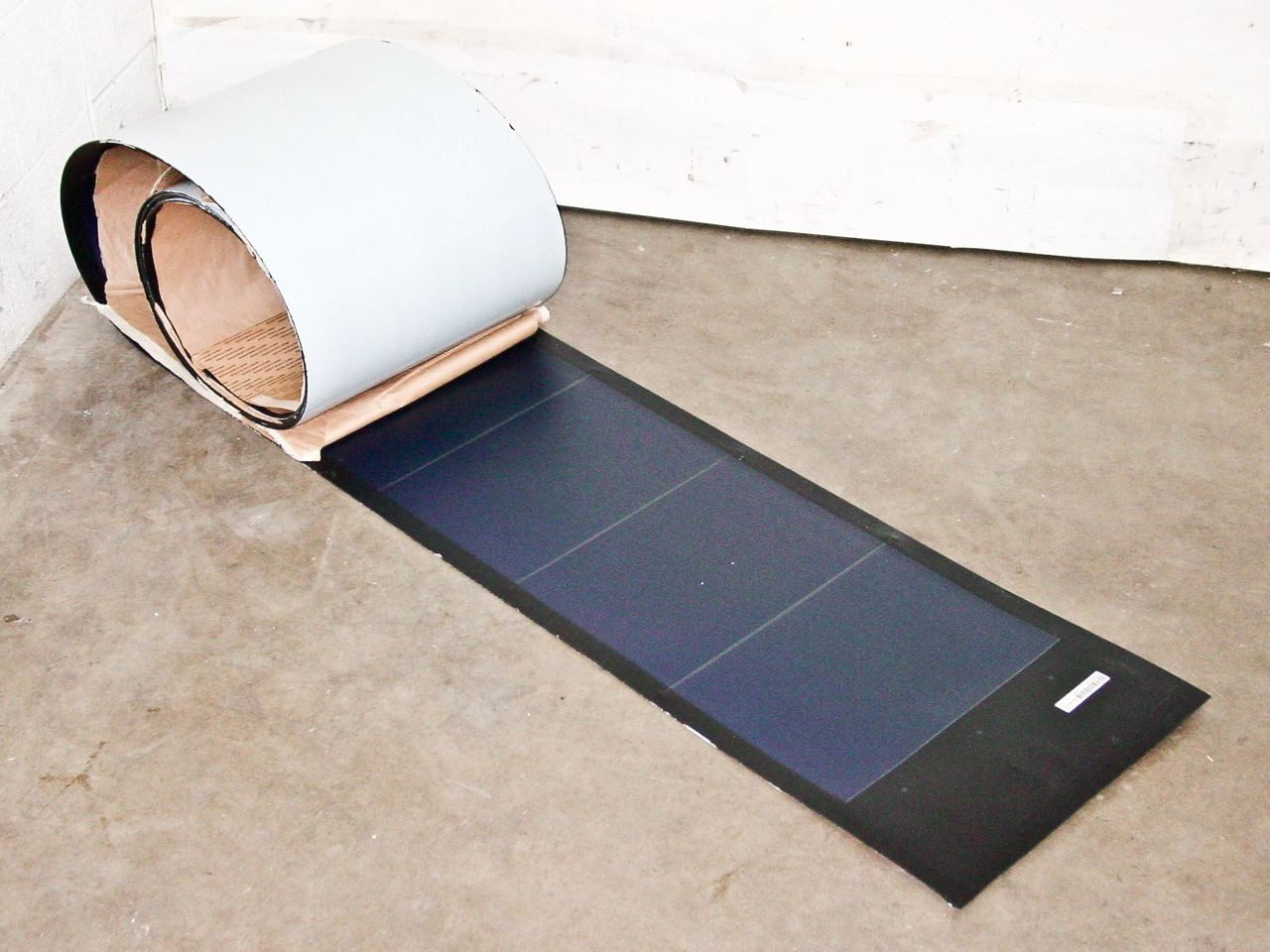Uni Solar Pvl 136b Flexible Amorphous Solar Panel 136