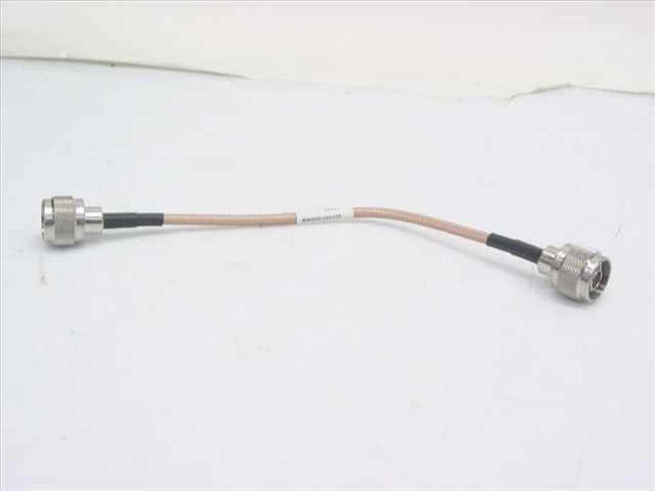 Coaxial Cable Rg 142 : Esm cable corp rg quot coaxial with n m