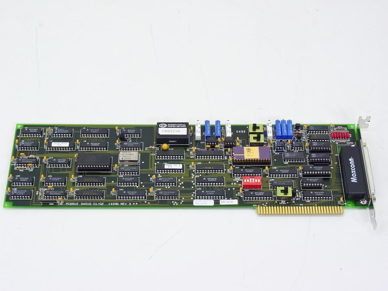 Data Acquisition Board : Maxconn g data acquisition board