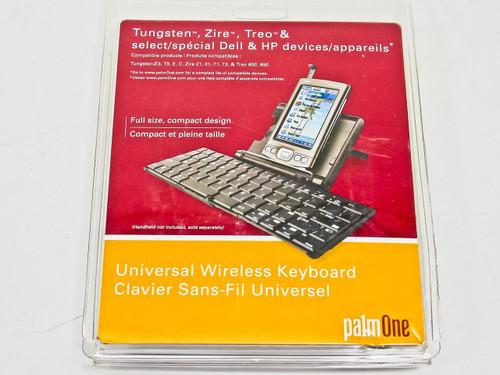 PalmOne Universal Wireless Keyboard w/ Original Package (3169WW)