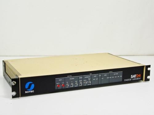 Scitec D4/ESF Modem SATD4
