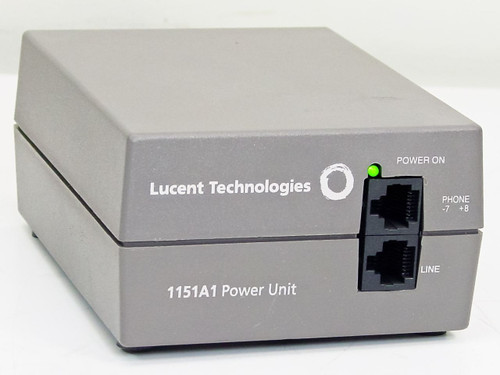 Lucent Power Unit 48 Volt DC 0.4Amp (1151A1)