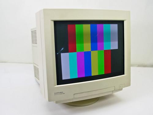 """Mitsubishi Diamond Pro 87TXM 17"""" CRT Monitor (TFM8705SKHK)"""