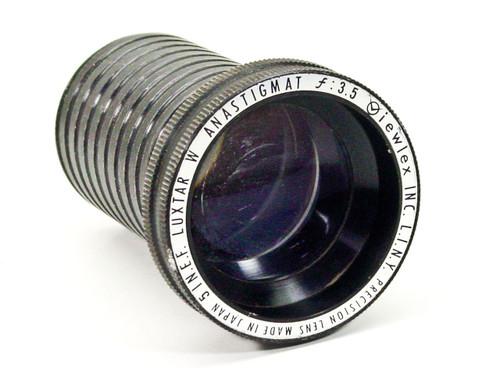 "Viewlex Inc. 5"" EF Luxtar W Anastigmat Projector Lens (f 3.5)"