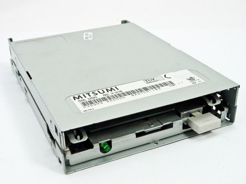 "Mitsumi/Newtronics 1.44 MB 3.5"" Floppy Drive 200000 - No Faceplate D359M3"