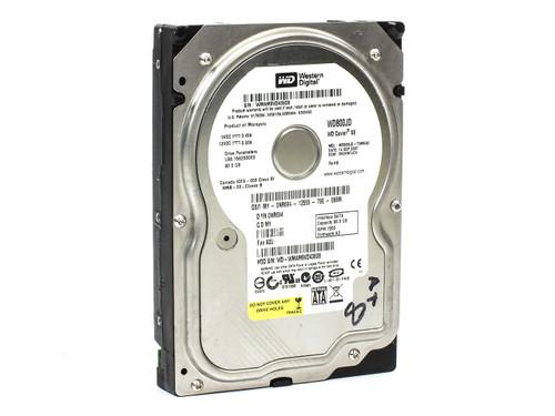 """Dell NR694  80.0GB 3.5"""" SATA WD800JD Caviar SE Internal Hard Drive"""