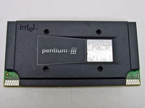 Intel Pentium III 550 MHz 512K Cache Slot 1 CPU (SL3FJ)