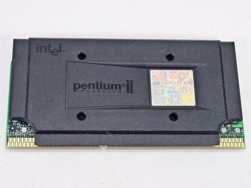 Intel Pentium II 350MHz Slot 1 CPU (SL37F)