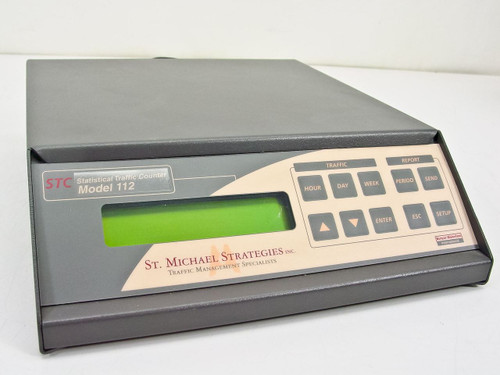St. Michael Strategies, Inc. Statistical Traffic Counter - No AC Adapter STC112