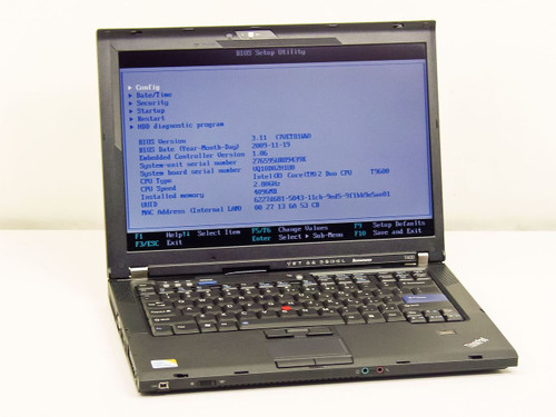 Lenovo T400 Intel Core 2 Duo 2.8GHz, 4GB RAM, No HDD