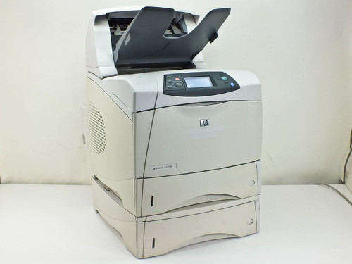 HP 4200dtn Laserjet Printer  w/ Duplex (Q2428A)