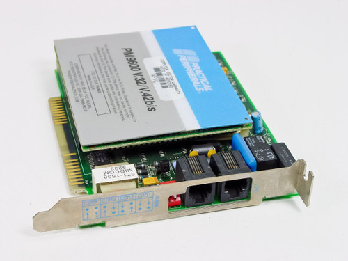Practical Peripherals  PM9600 V/32V/42bis Internal Modem ISA 1991  A1013200