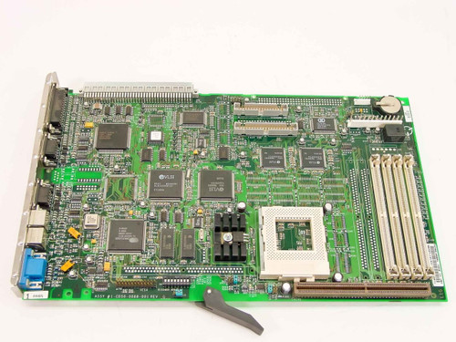 HP System board with VGA D3390-60001