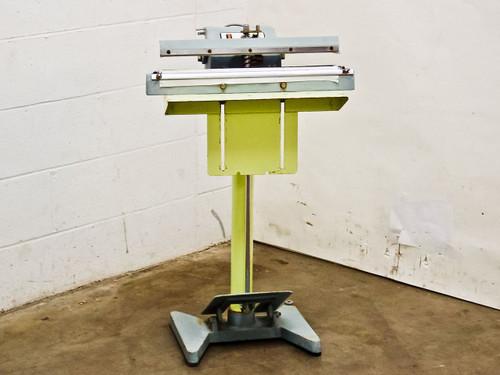 "TEW 18"" Impulse Sealer Plastic Heat Sealer Foot Operated TISF-452"